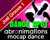 Just Groove 1 Spot