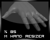 Male Hand Resizer %85