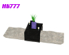 HB777 SBC Floating Table