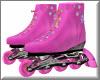Rbow pink Skate furn