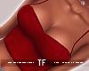 $ Bralette Red