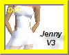 Jenny V3-Pure White