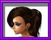 (sm)brown ponytail braid