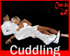 cuddling no pillow