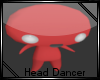 [E] Head Dancer Red