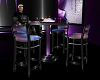 Violet Eyes Table/Chairs