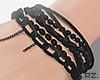 rz. Bracelet Black R