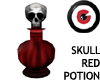 Skull Red Potion