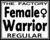 TF Girl Warrior Avi