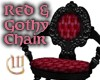 Red&Gothy Chair