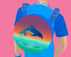 Dolphin Dreams Backpack
