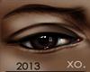 XO.  Black/Brown 2013