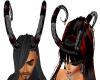 male/female horns large