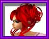 (sm)red updo style