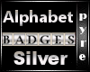 40 SILVER Badges