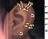 ! L! Piercings * III