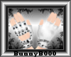!BB! emo white glove