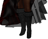 Black Pirate Boots