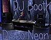 [M] Disco Neon DJ Booth