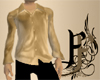 Soulful GOLD Silk Shirt