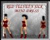 [FCS] Red Velvet N Silk