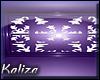 . K. Purple Snow Room