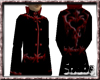 (S) Bleeding heart Coat