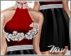 n| Annie Red Dress