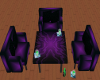 Purple Dancer Table