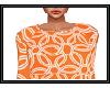 {G} Orange Bright Top