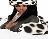 De'Cheeta Fur Hat