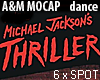 Thriller *6x Group Dance