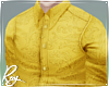 Yellow Filigree Top