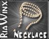 Regent GoldBead Nklac