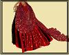 Red Gypsy Skirt