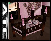 Princess Castle Crib
