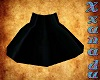 Black Tina Skirt