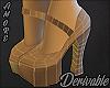 $ Deriv. Heels + Socks