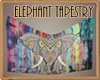 [BM] Elephant Tapestry 2