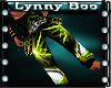 ! DJ Alien Pants Anim M