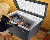 LG Freezer Animated