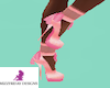 Male Pink Heels