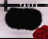 Cuffs Fur Black