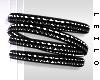 ! L! Black Bracelet . L