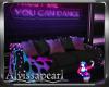 Neon Nights Sofa