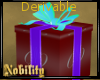 Single Gift Box Mesh