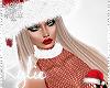 Christmas Hair Blonde