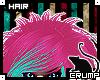 [C] Fettie hair poof
