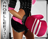 BOXING GLOVES - PINK