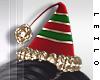 ! L! Jingle Elf Hat